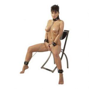 BDSM sex toys hier te zien is een boeienset