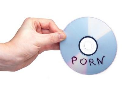 DVD met privé porno