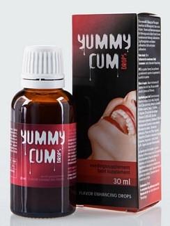 ejaculatie verbeteren met betere smaak van spermaYummy Cum