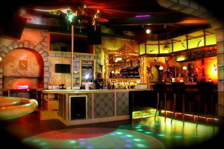 Partyplayers bar