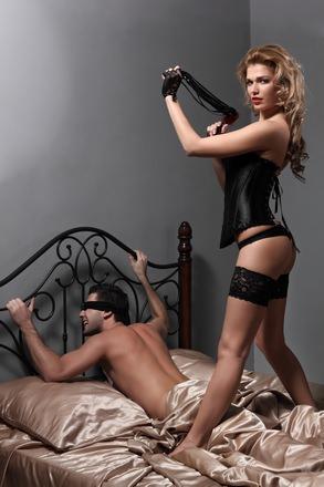 spanking vindt ook plaat bij femdom