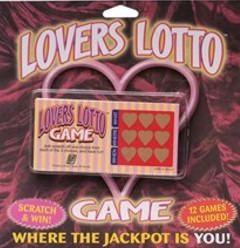 Sex spelletjes met lovers kras loten