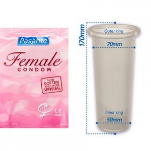 vrouwen condoom veilig en betrouwbaar en te gebruiken tijdens ongesteldheid