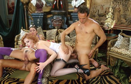 swingen, seksuele fantasie
