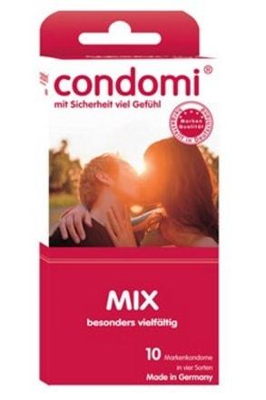 Condomi condoom mix verpakking