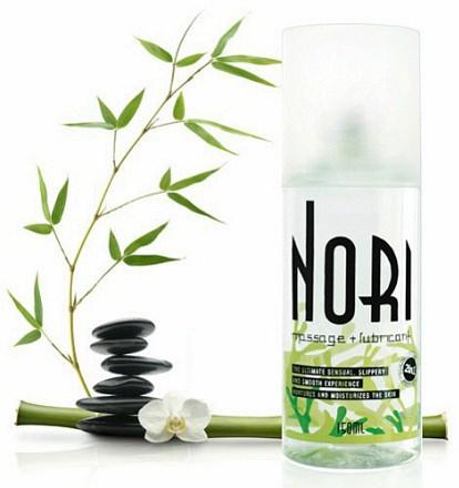 Nuru massage met Nori massage gel