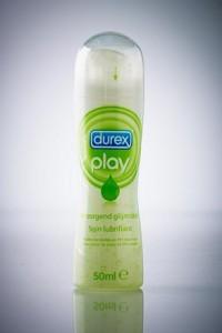 Durex glijmiddel voor anale sex