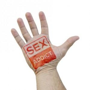 Mensen met een sexverslaving hebben geen stempel op zich waarop staat ik bren sex verslaafd