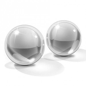 Ben Wa ballen kunnen van glas gemaakt zijn