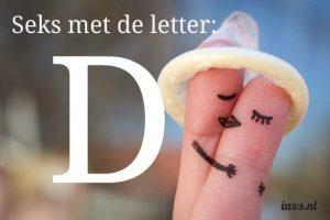 IIWVS sekswoordenboek met de letter D