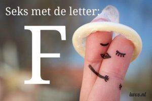 IWVS sekswoordenboek met de letter F