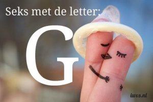 IWVS sekswoordenboek met de letter G