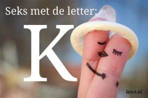 IWVS sekswoordenboek met de letter K