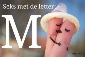 IWVS sekswoordenboek met de letter M