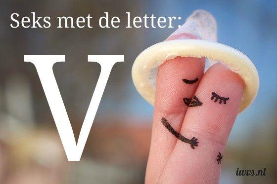IWVS sekswoordenboek met de letter V