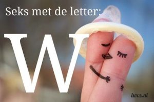 IWVS sekswoordenboek met de letter W