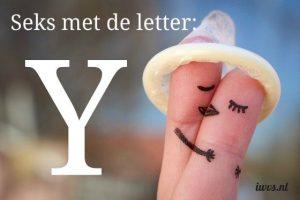 IWVS sekswoordenboek met de letter Y