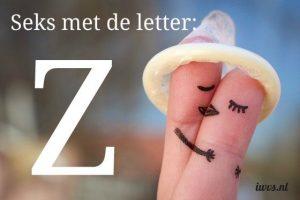 IWVS sekswoordenboek met de letter Z