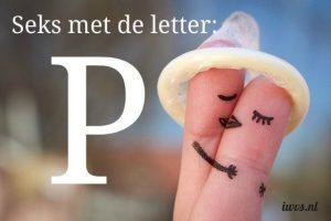IWVS sekswoordenboek met de letter P