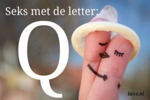 IWVS sekswoordenboek met de letter Q