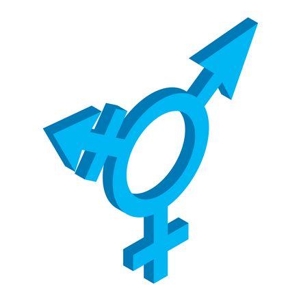 Een mooi teken van transgenders