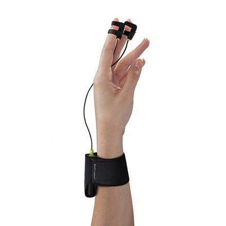 vinger vibrator met mogeljkheden