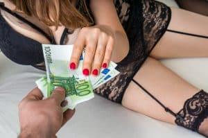 Seks als escort dame met een opa