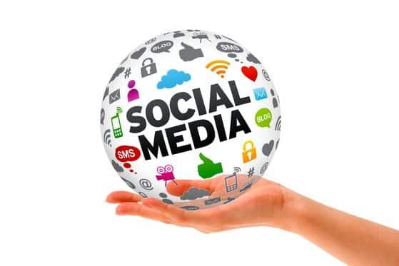 bij social media is de kans groter dat je met webcamwerk herkent zal gaan worden