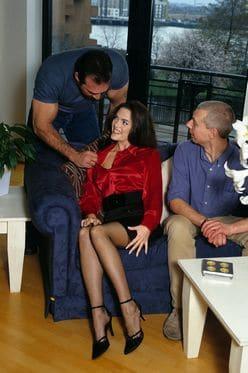 de vrouw is bijna altijd dominant bij cuckolding