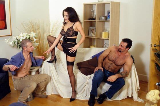 een cuckold is bij cuckolding de man