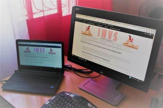 je kan op meerdere webcamplatforms werken