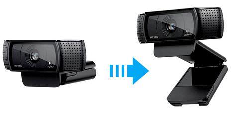 Webcam apparatuur verbeteren is zeker nodig