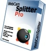 Werken op verschillende webcamplatforms werken met splitcam software