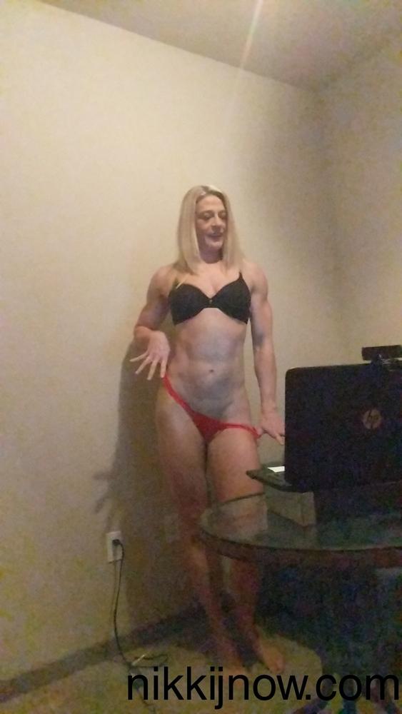 foto Nikki J webcamshowtje