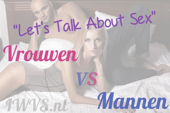 seks mannen vs vrouwen