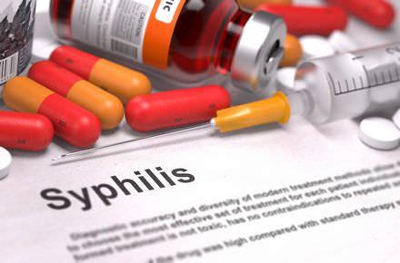 Als je Syfilis hebt dan moet je echt een soa test laten doen