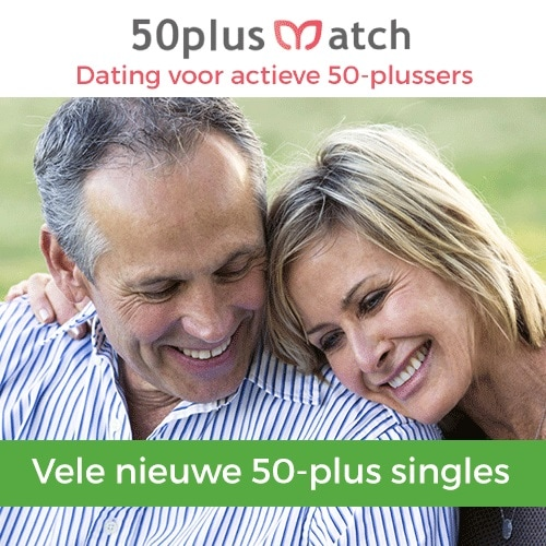50plusMatch is een dating site met veilig daten keurmerk